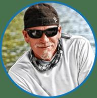 Captain Trent Malphrus o Palmetto Lagoon Charters